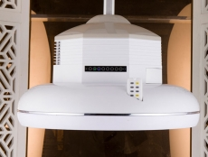 KJF-600C 家用智能悬挂式棋牌室等离子多功能空气净化器