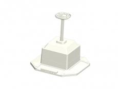 KJF-600X智能悬挂式等离子多功能空气净化器